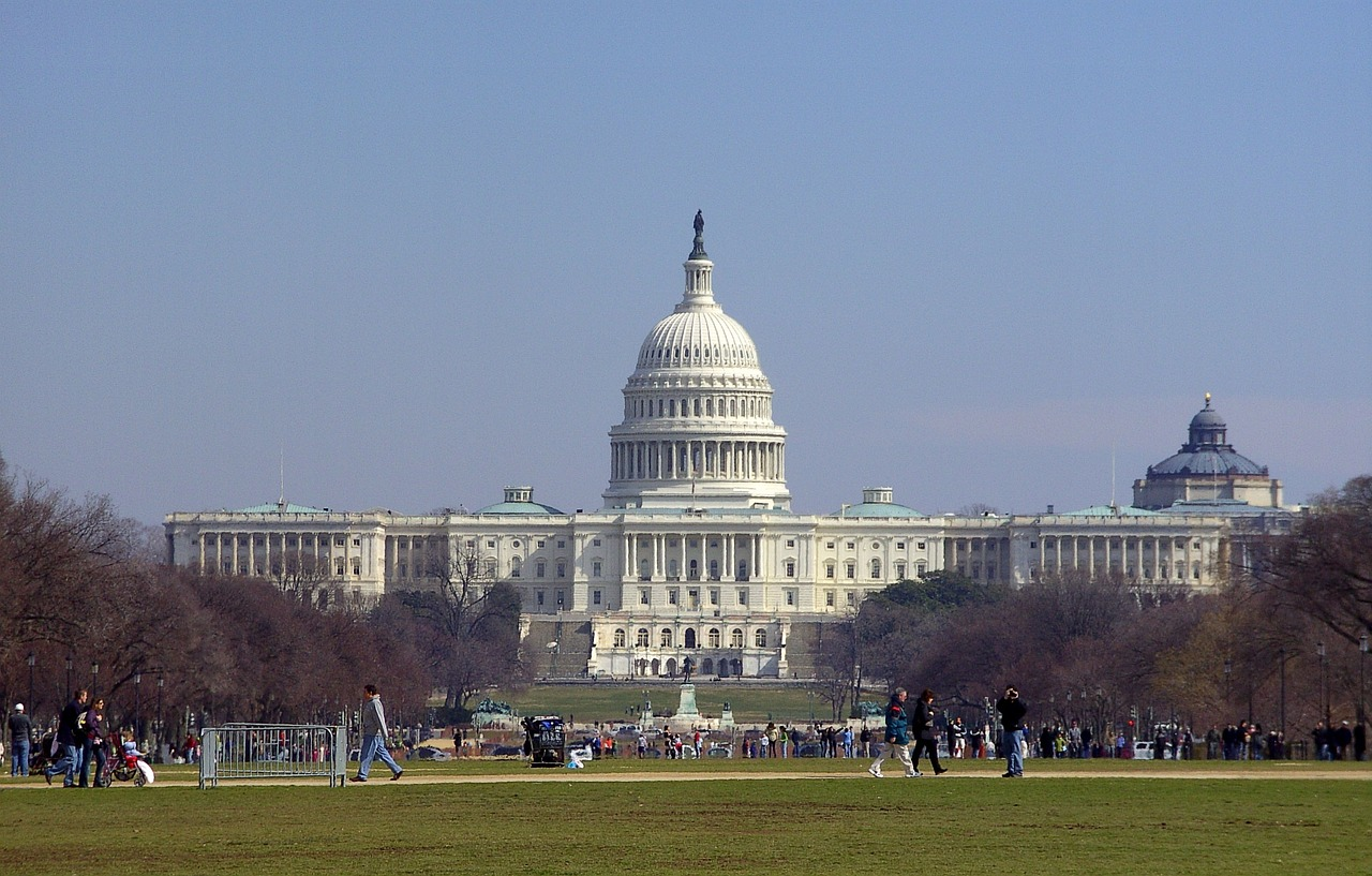 washington usa united states capitol free photo