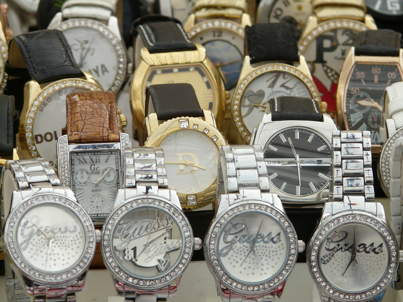 watches wrist watches time of free photo