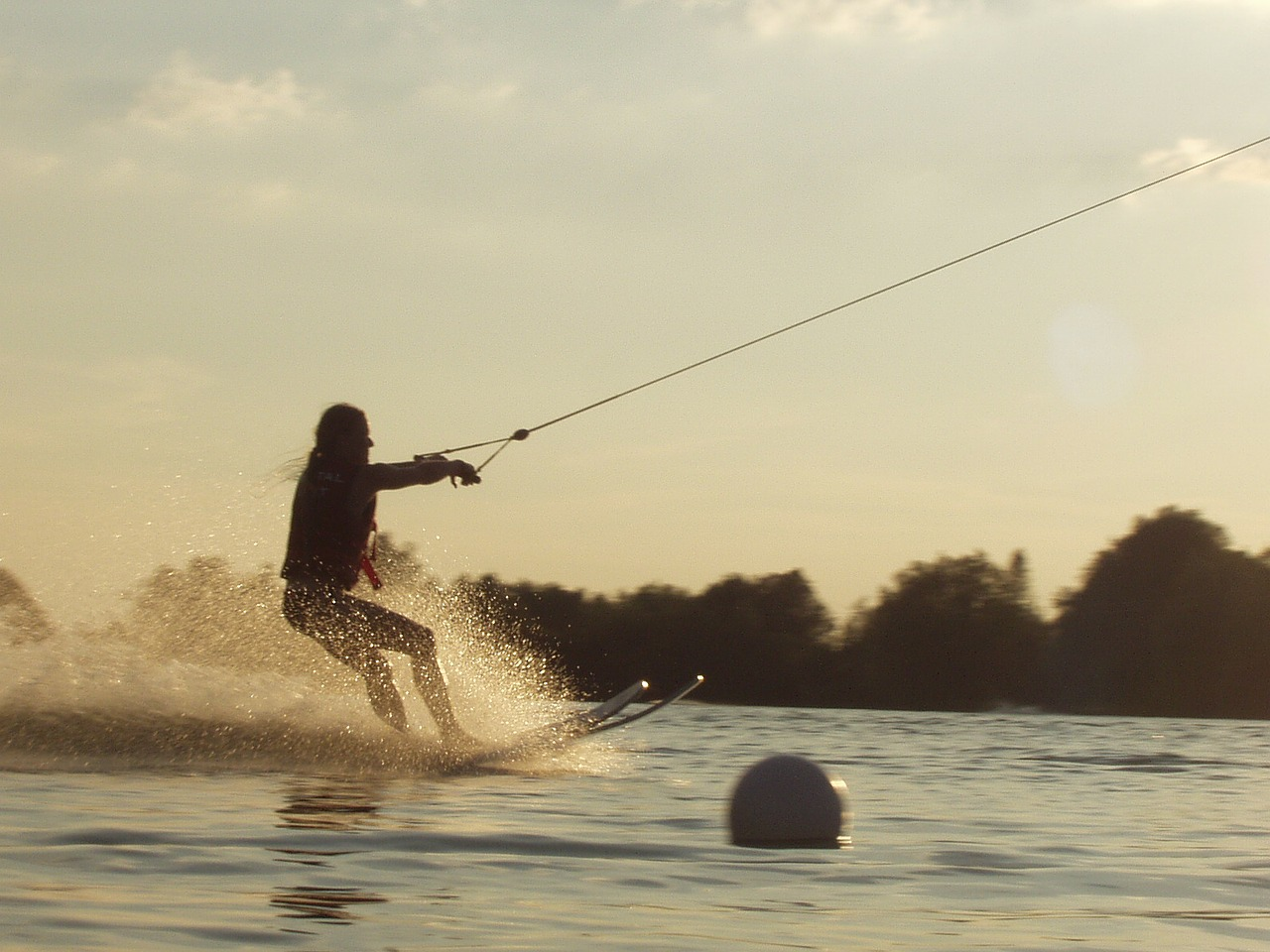 water water sports water skiing free photo