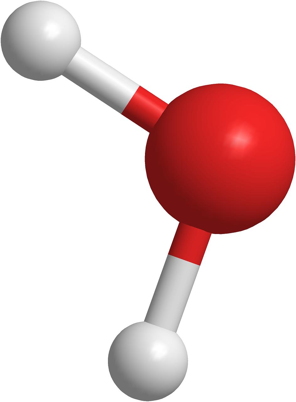 Картинка молекула воды для детей