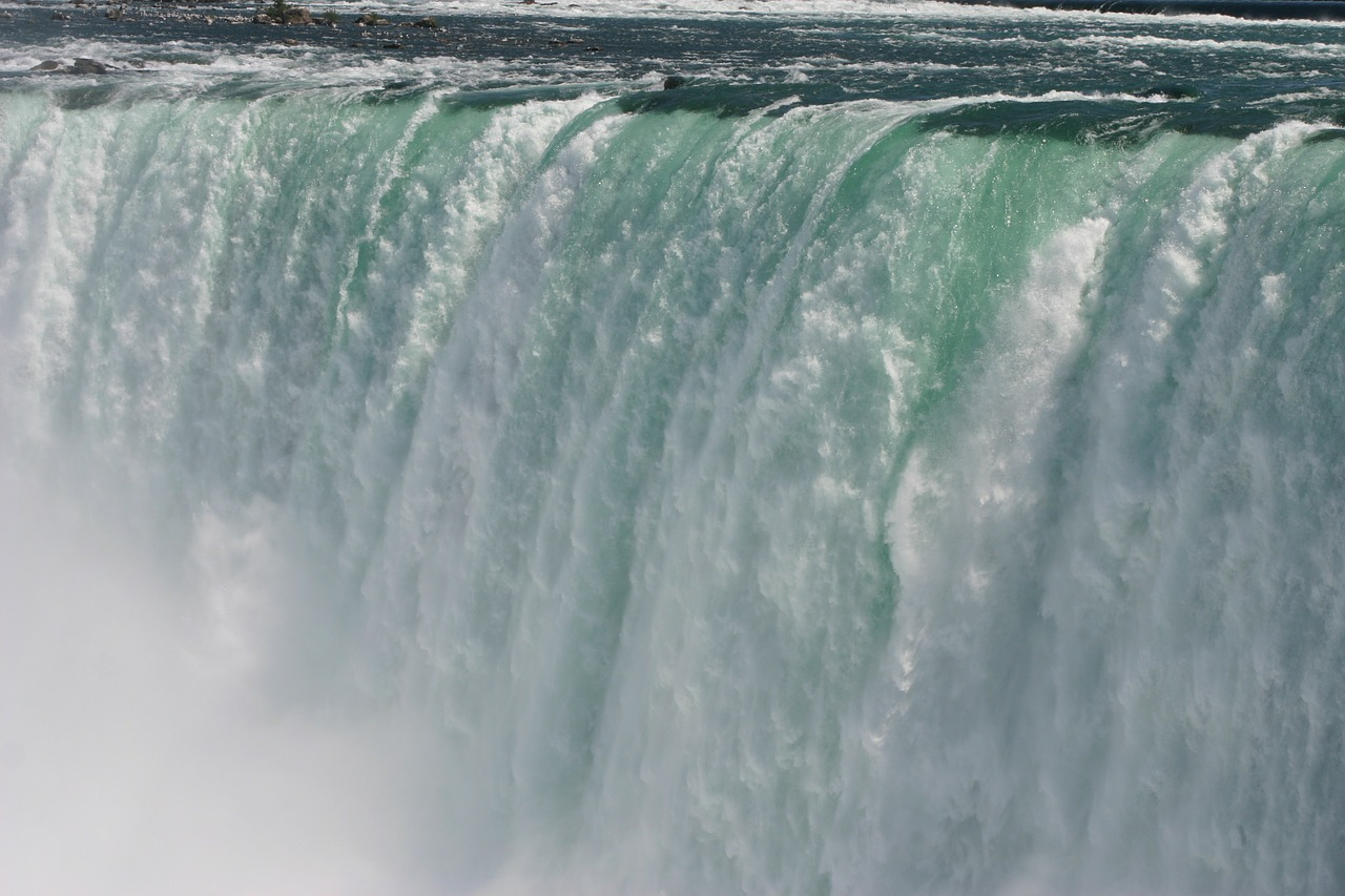 water waterfalls niagara free photo