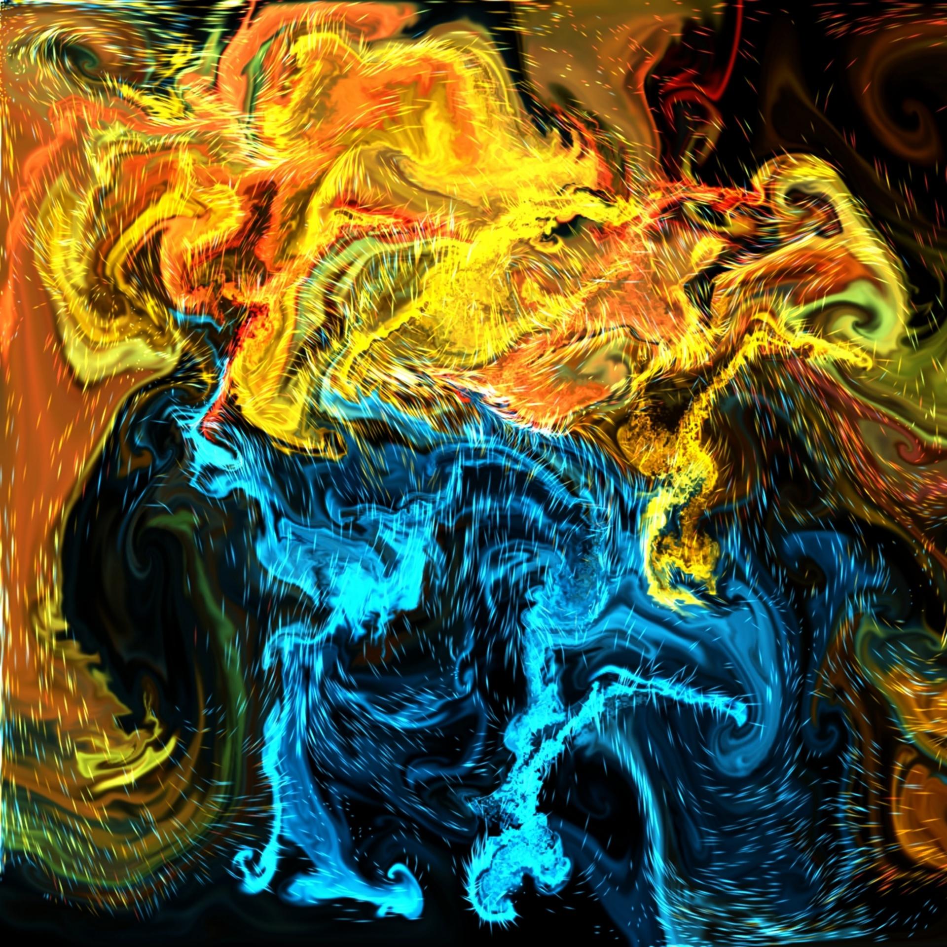 вредителям, картинки плохой огонь и вода интересным был стиль