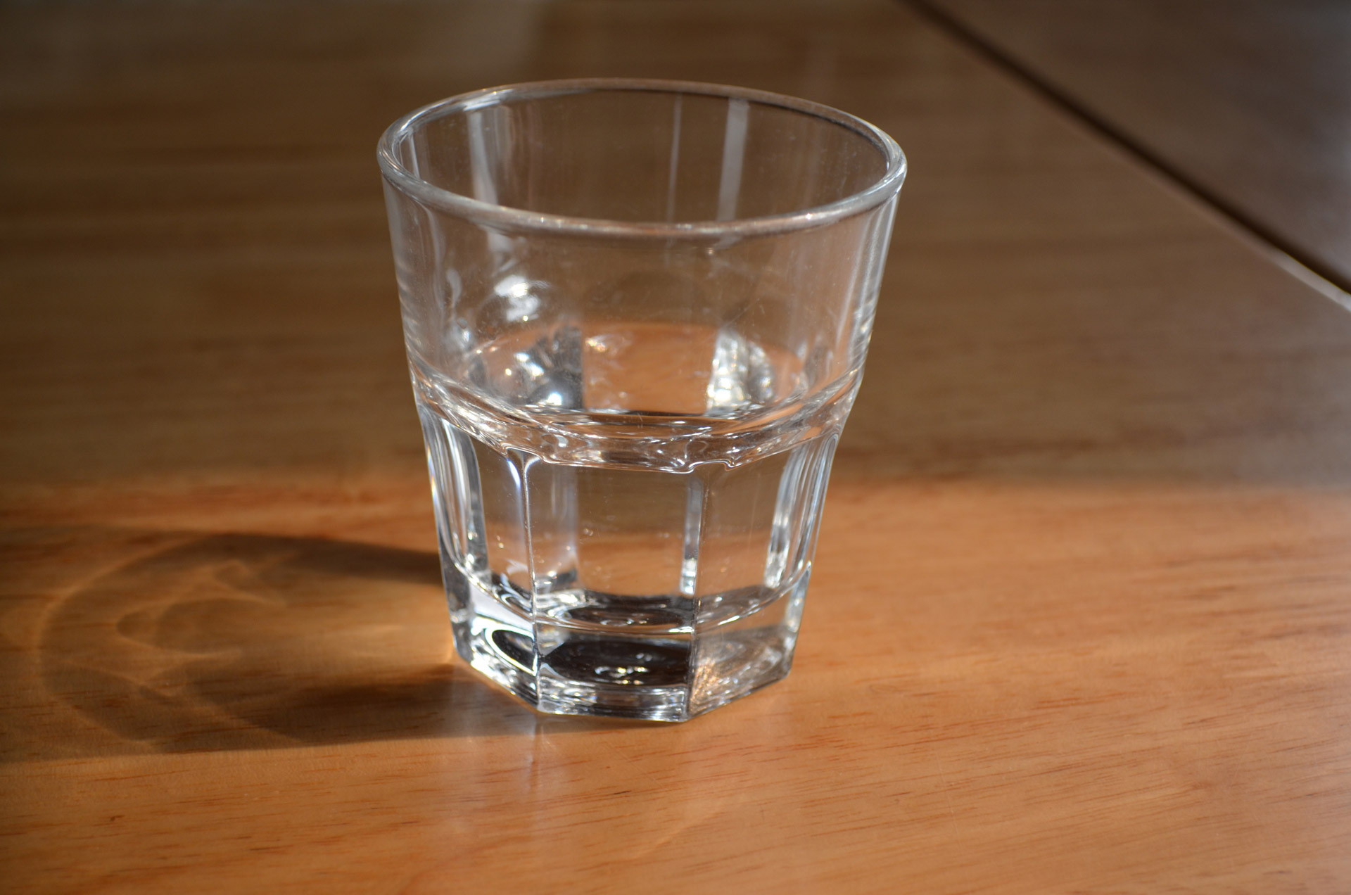Image result for water on table