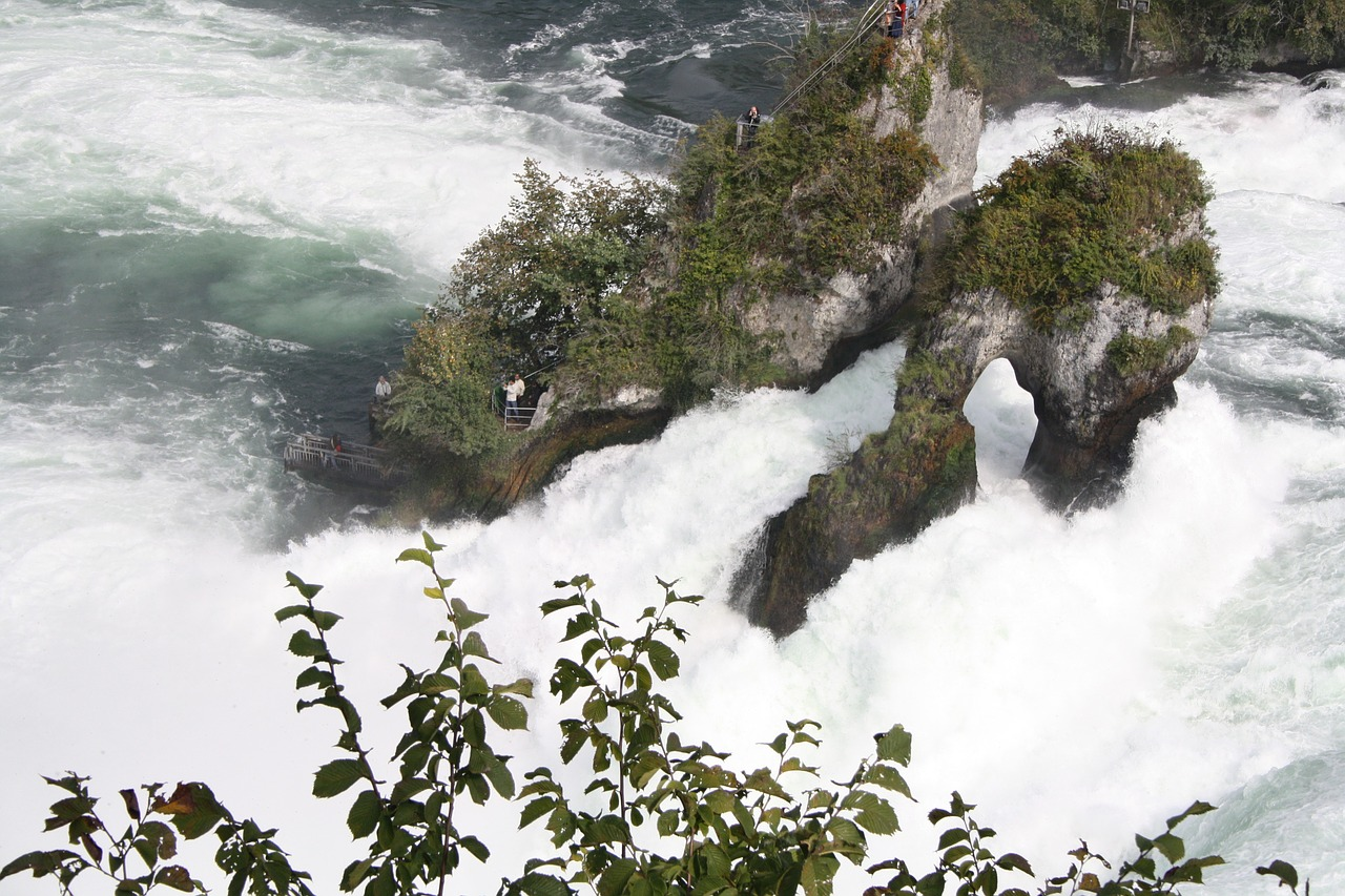 waterfall,water,murmur,rhine falls,schaffhausen,free pictures, free photos, free images, royalty free, free illustrations, public domain