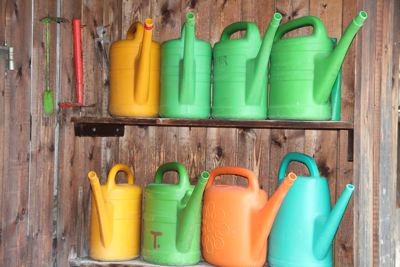 watering can water pot free photo