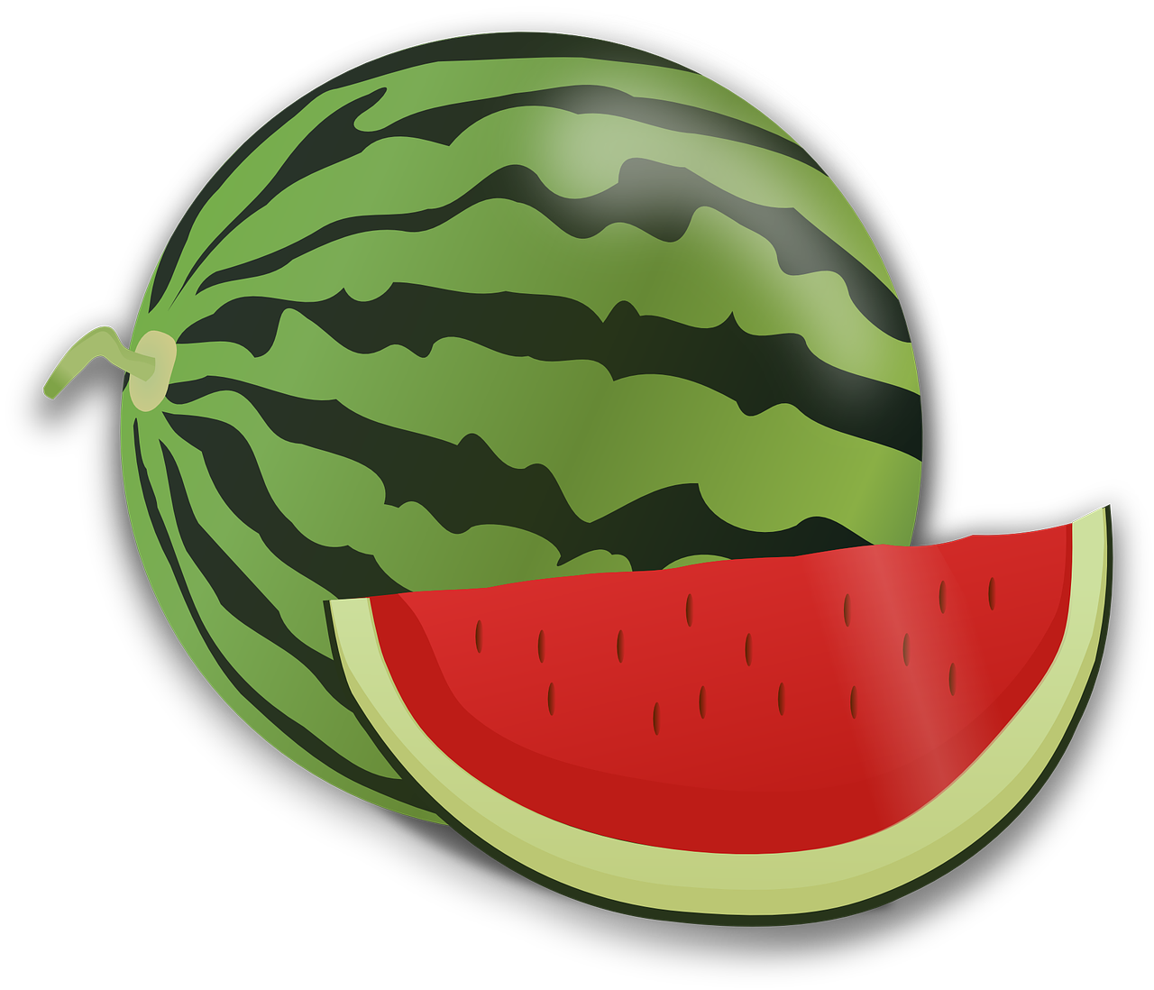 watermelon,fruit,melon,food,sweet,delicious,tasty,cut,slice,seeds,ripe,red,free vector graphics,free pictures, free photos, free images, royalty free, free illustrations, public domain