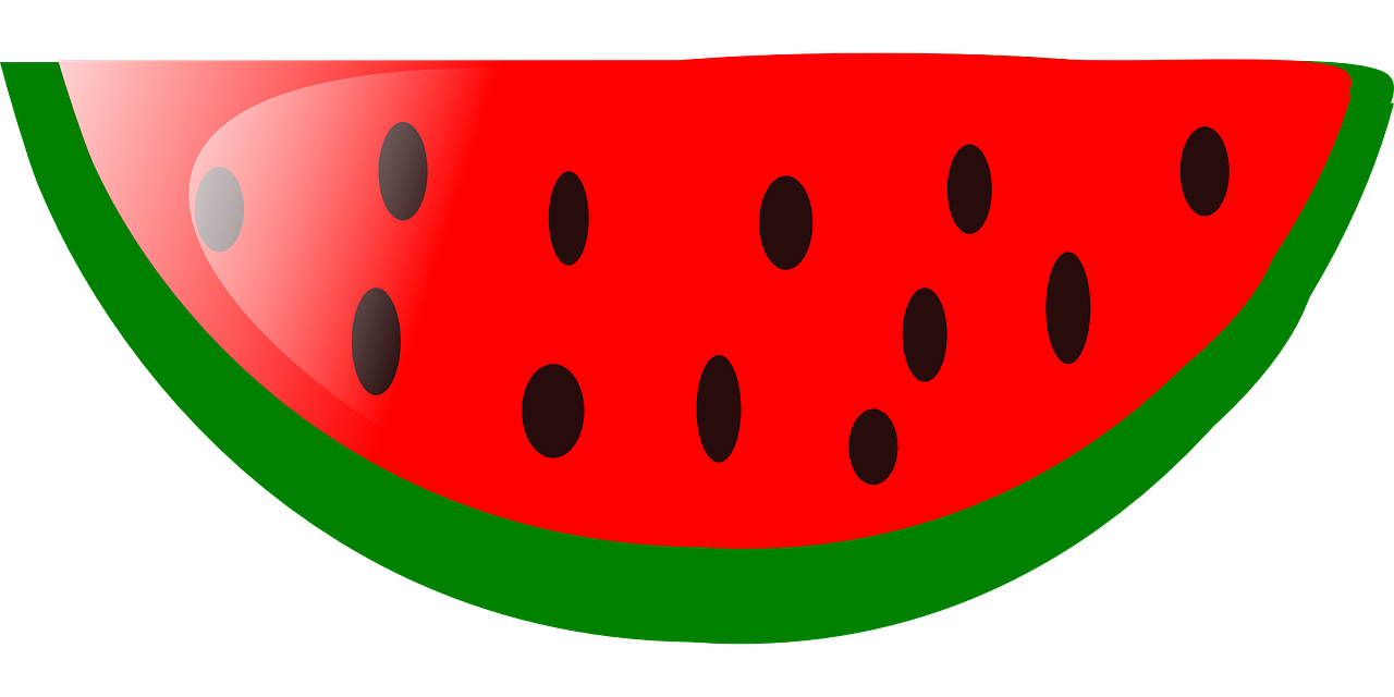 watermelon slice fruit free picture