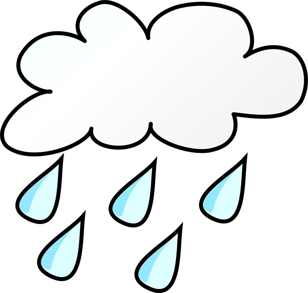 weather forecast symbol free picture