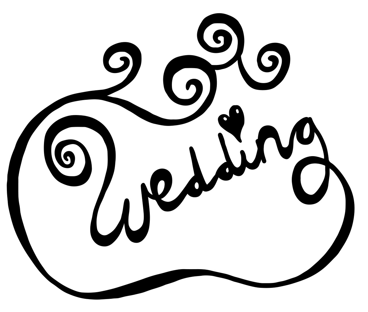 wedding,text,font,type,message,title,love,marriage,flourish,free pictures, free photos, free images, royalty free, free illustrations, public domain