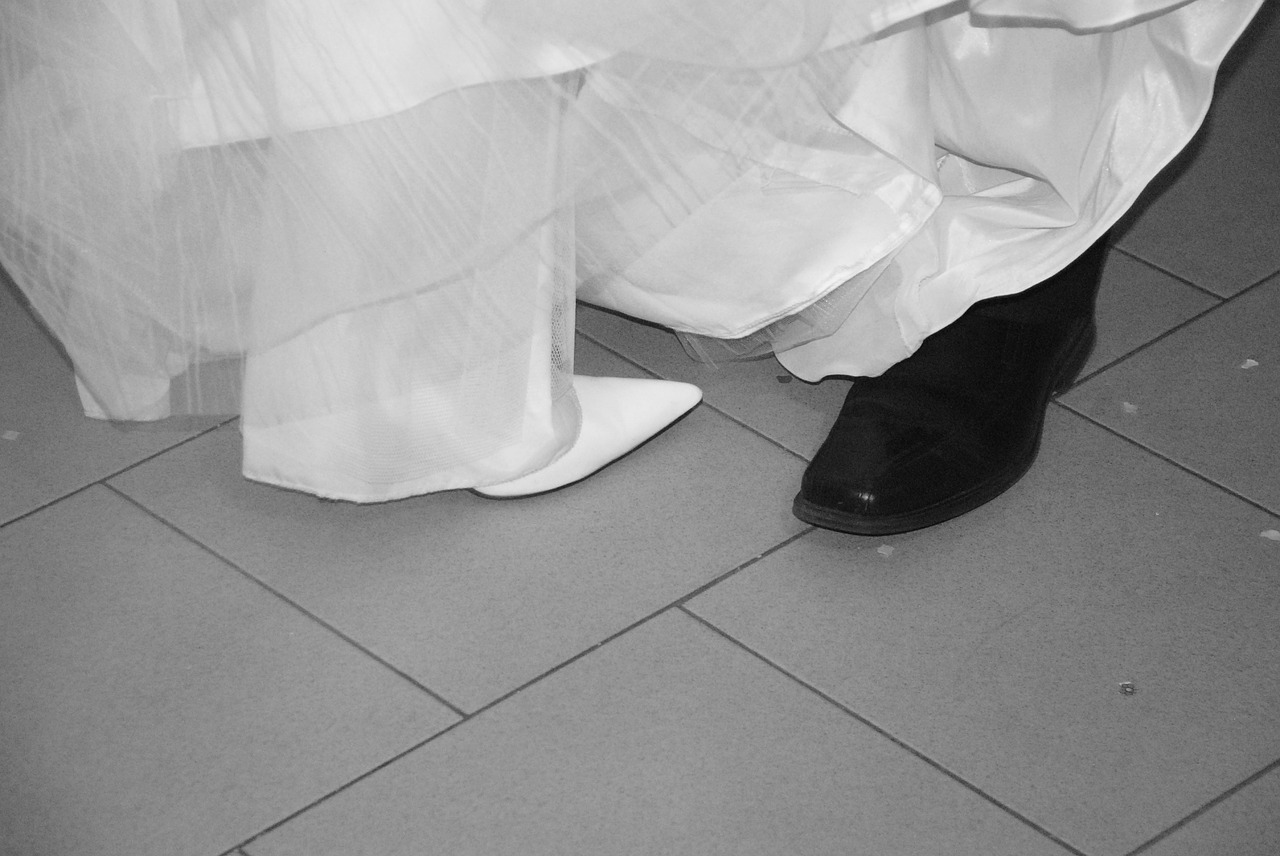 wedding shoes bride free photo