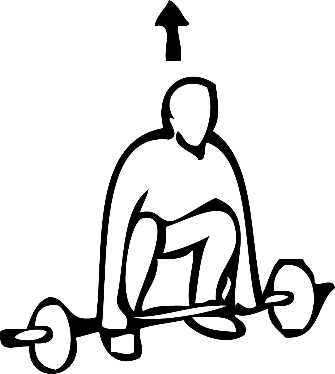 weightlifting weight lifter free photo