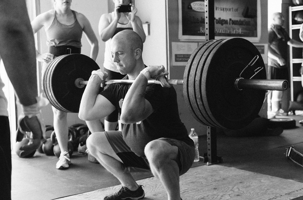 weightlifting weight power free photo