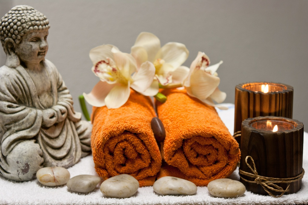 wellness massage relax free photo