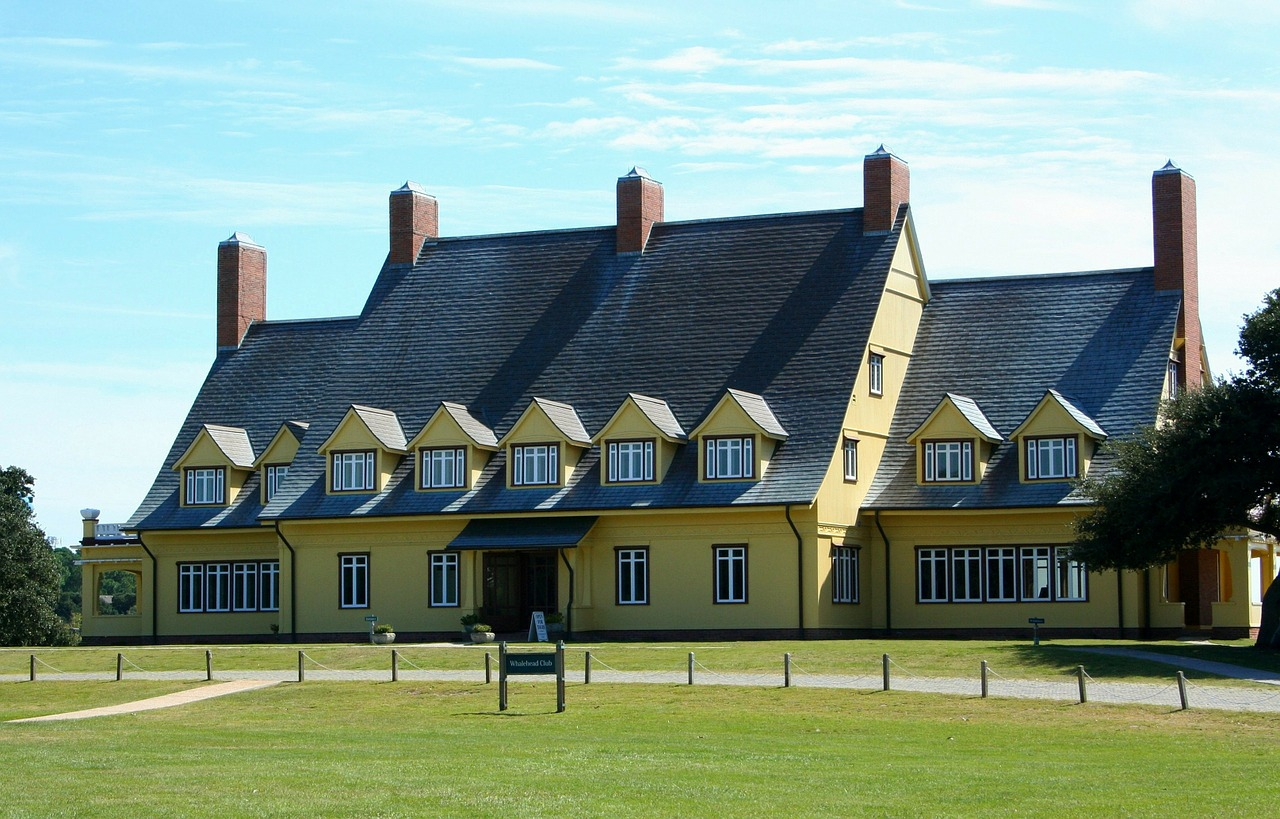whalehead club museum historic house free photo