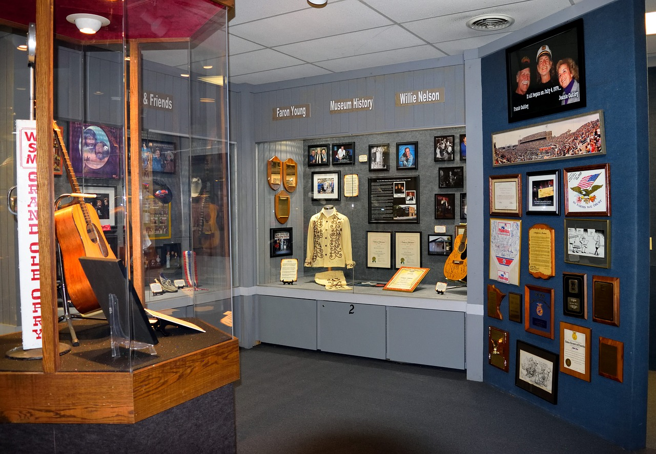willie nelson museum country music free photo