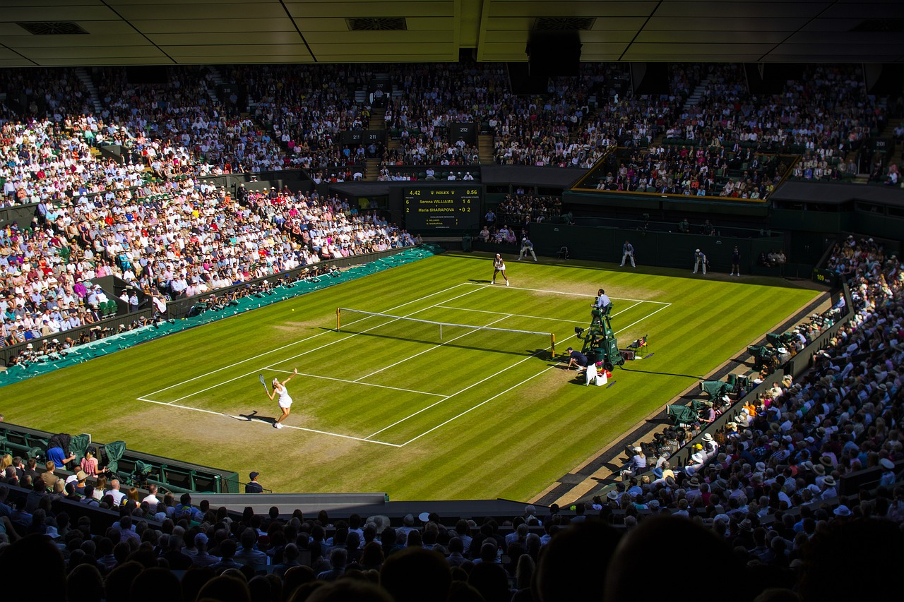 wimbledon,final,tennis,centre court,sport,women,london,free pictures, free photos, free images, royalty free, free illustrations, public domain