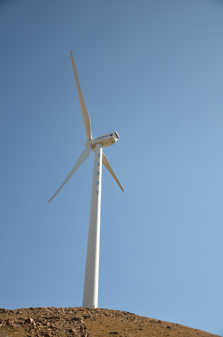 wind power generation northwest windmill free photo