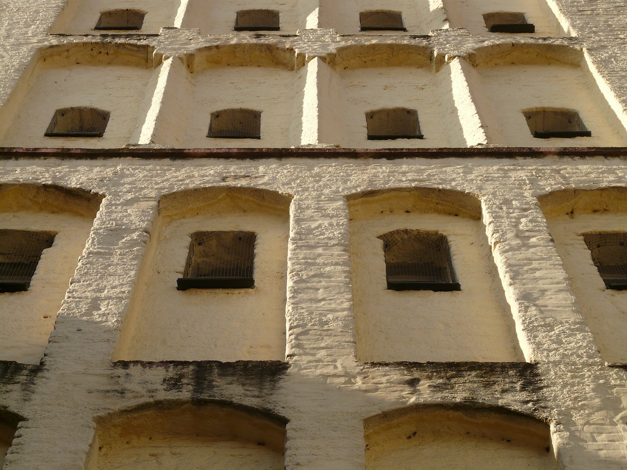 window facade building free picture