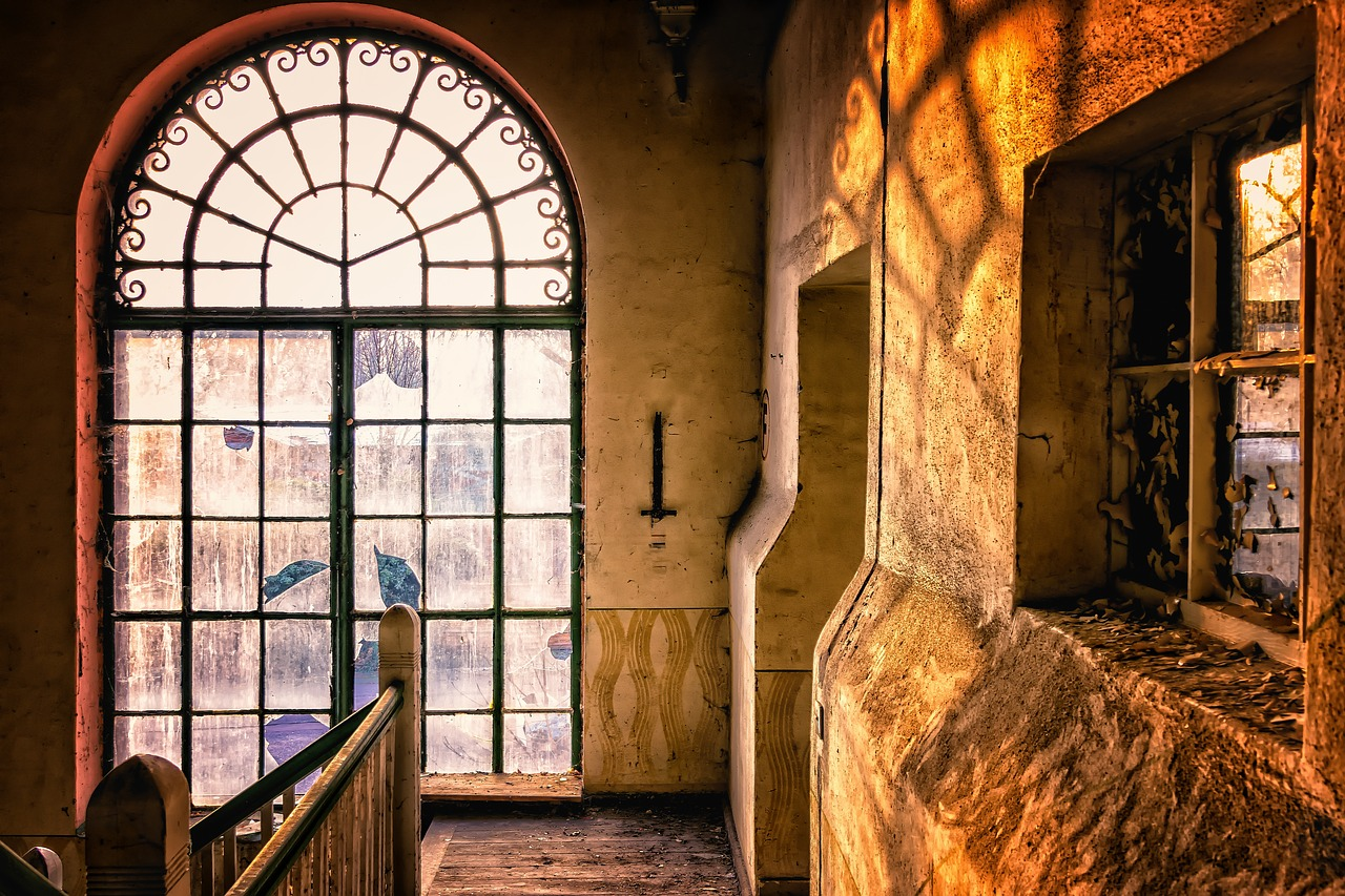 window  arch  architecture free photo