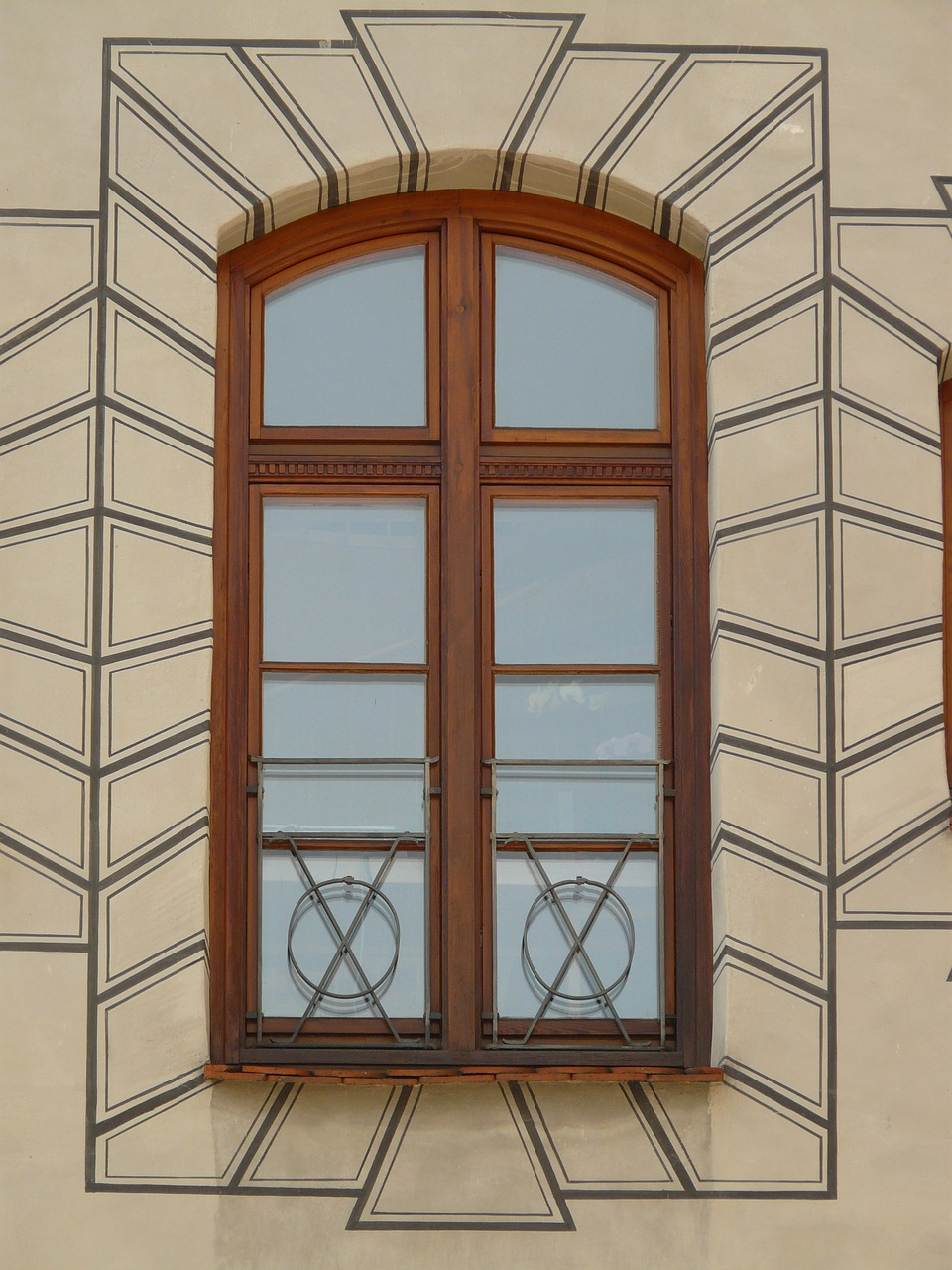 window wall facade free photo