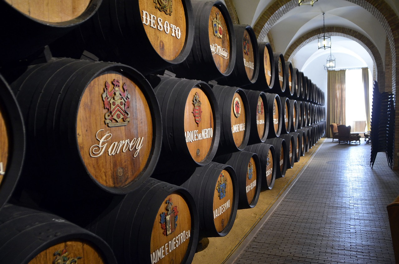 winery,wine,cask,grape,red,barrel,drink,andalusia,cava,free pictures, free photos, free images, royalty free, free illustrations, public domain