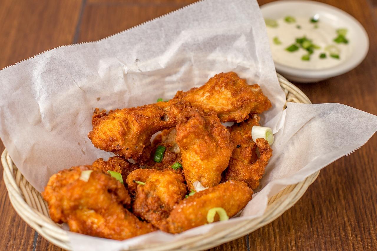 Wings Chicken Wings Chicken Buffalo Wings Restaurant Free