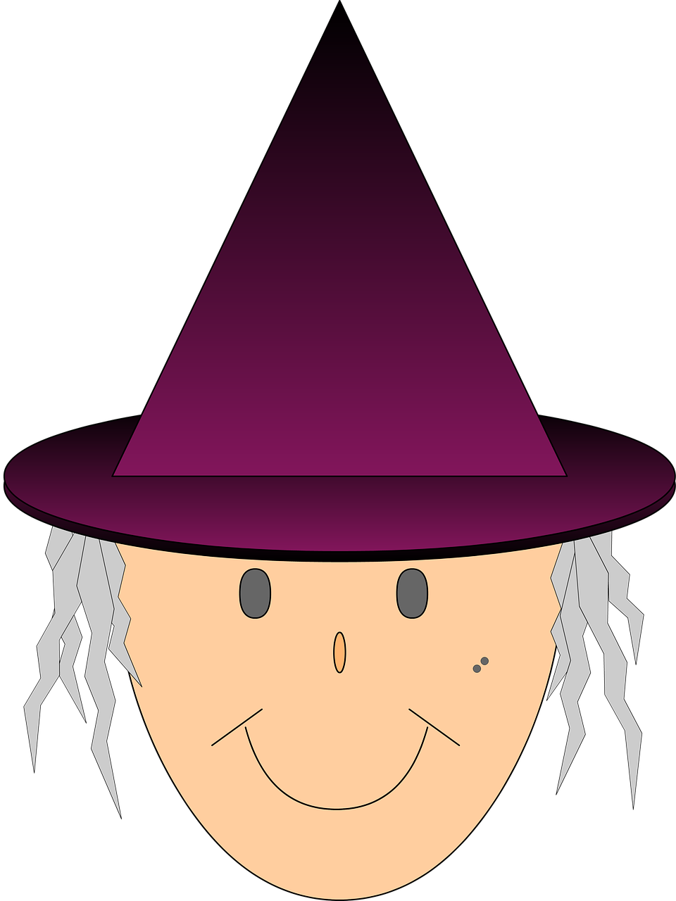 witch,wizard,helloween,witch's hat,illustration,free pictures, free photos, free images, royalty free, free illustrations, public domain