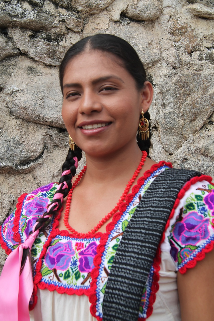 women indian mexico free photo