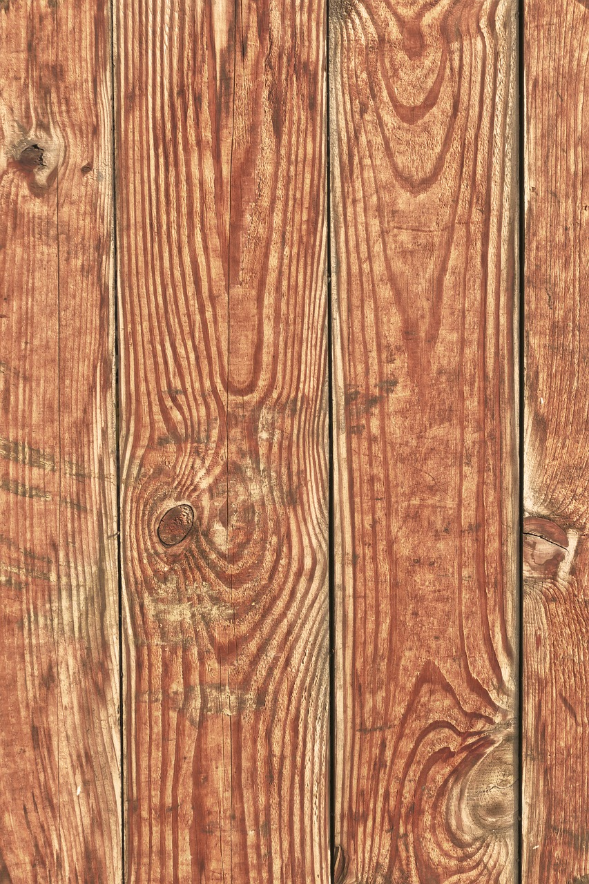 WOOD BOARDS FACADE WOODEN WALL BATTENS FREE PHOTO FROM