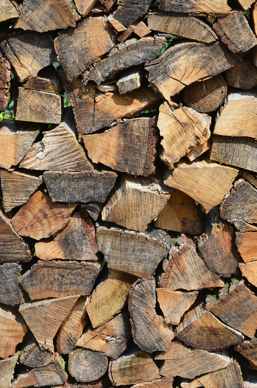 wood wood for the fireplace fireplace free photo