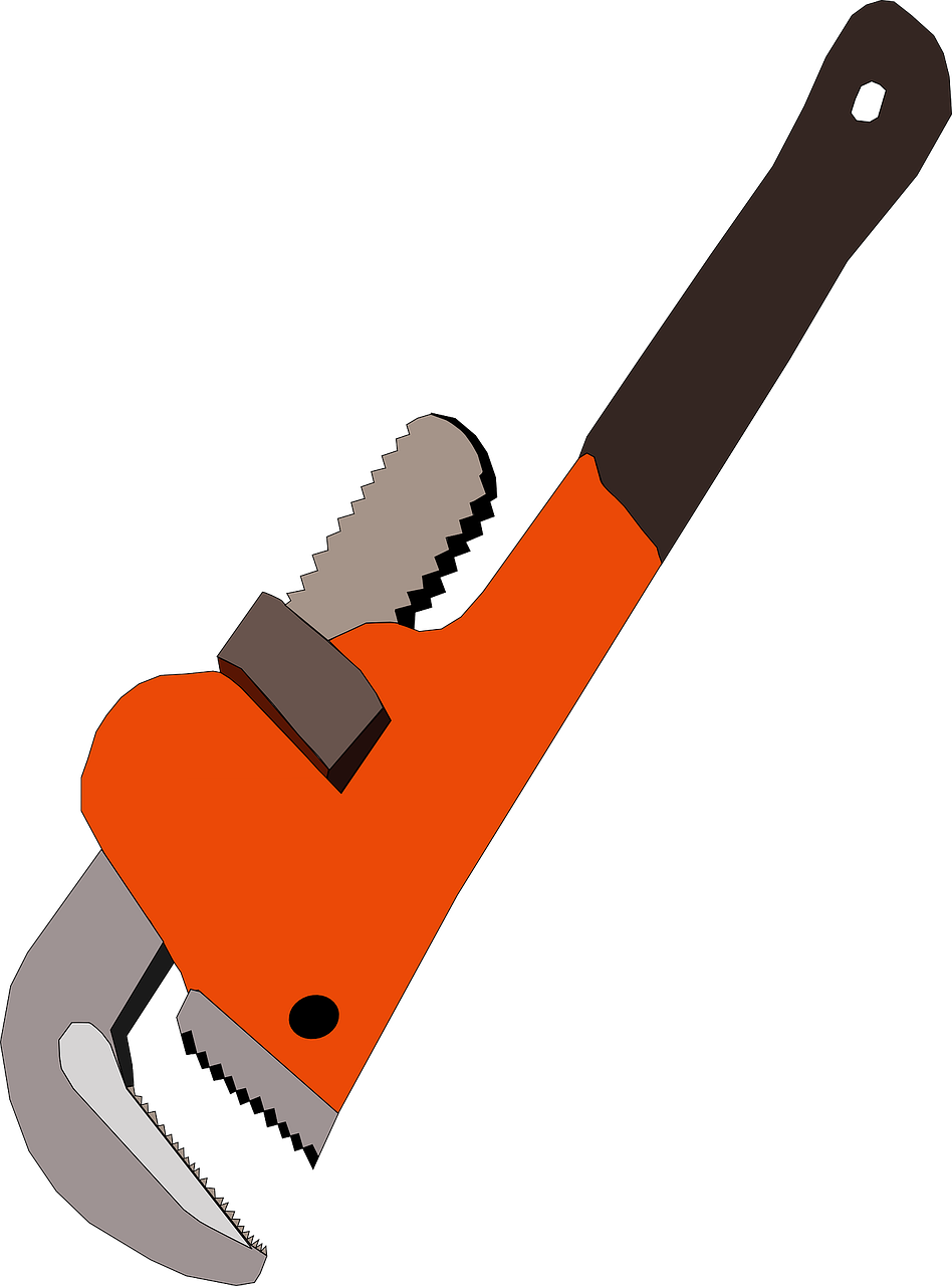 wrench,adjustable,plumbing,hardware,tools,workshop,adjusts,worker,handyman,workman,free vector graphics,free pictures, free photos, free images, royalty free, free illustrations, public domain