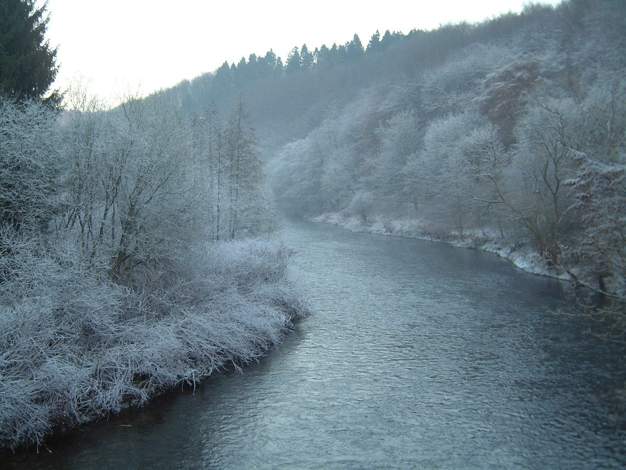 wupper frost water free photo