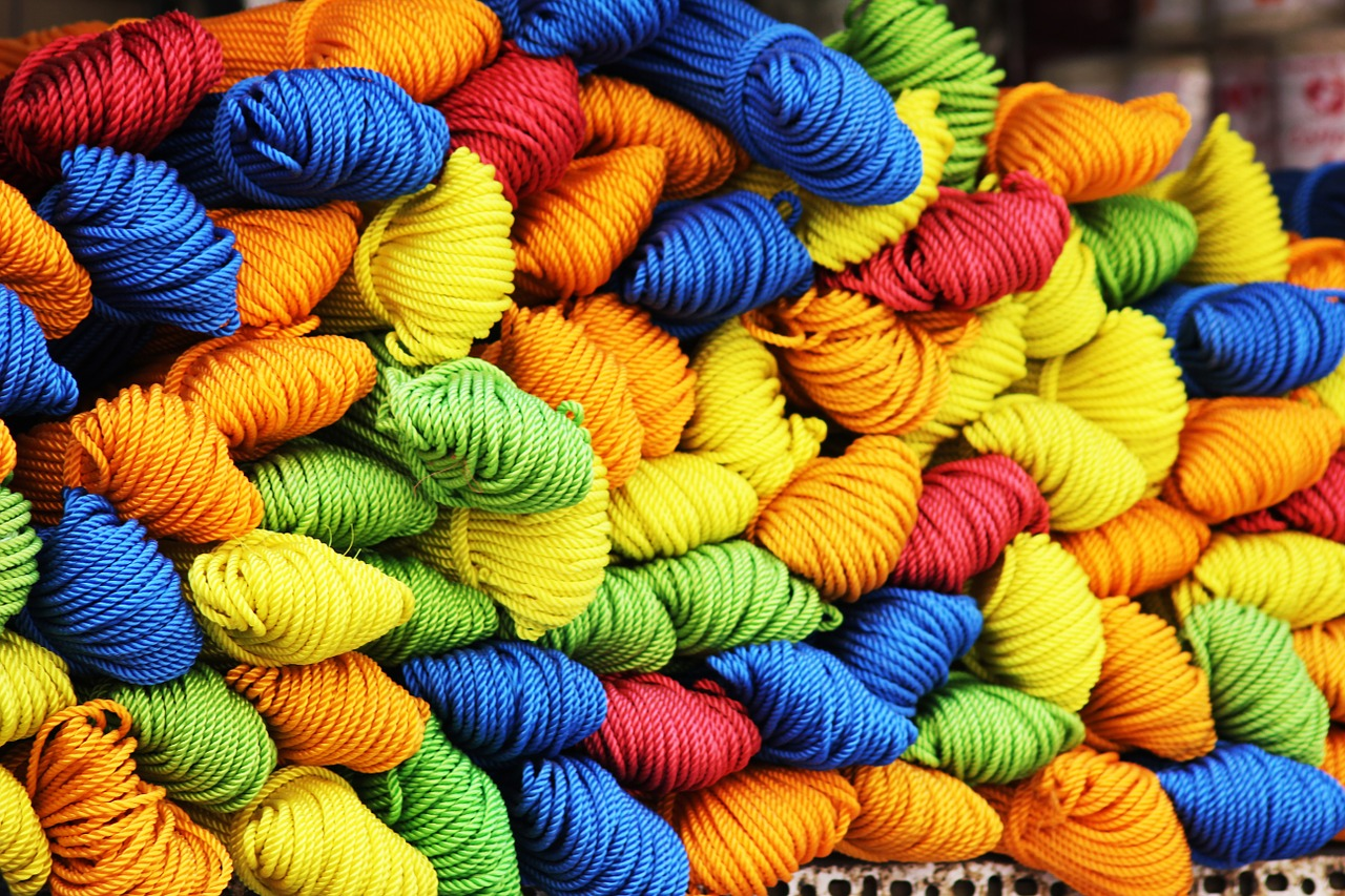 yarn wool cords free photo