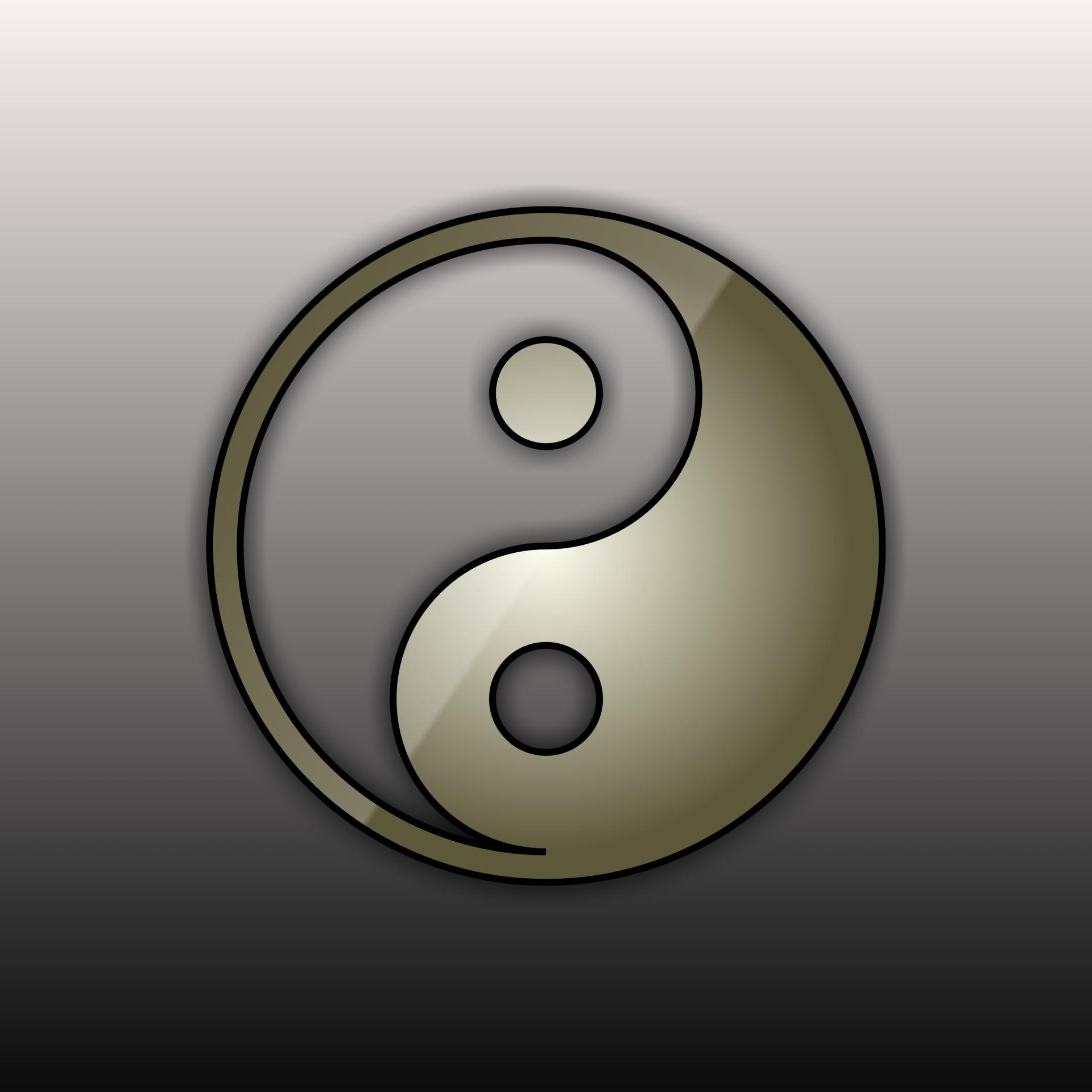 Yinyangsymbolbalancechinese Free Photo From Needpix
