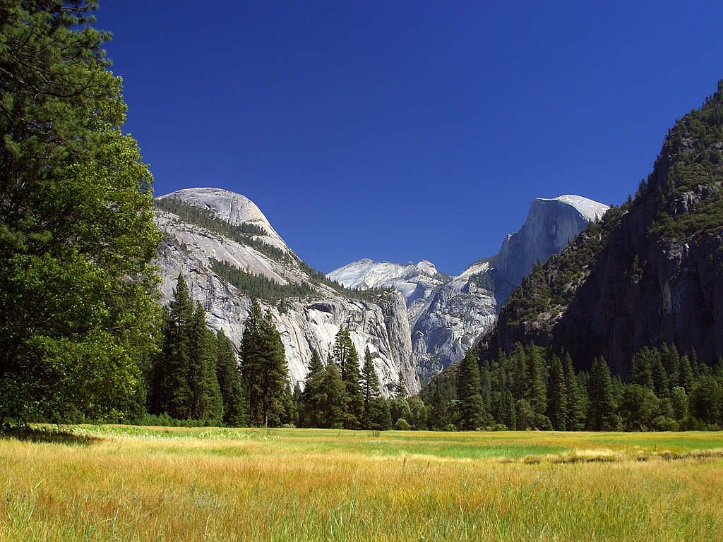 yosemite reported valley free photo
