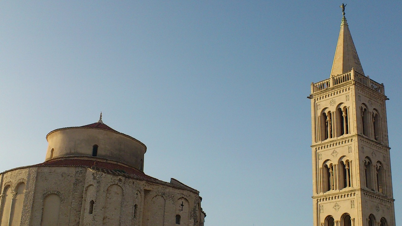 zadar church free pictures free photo