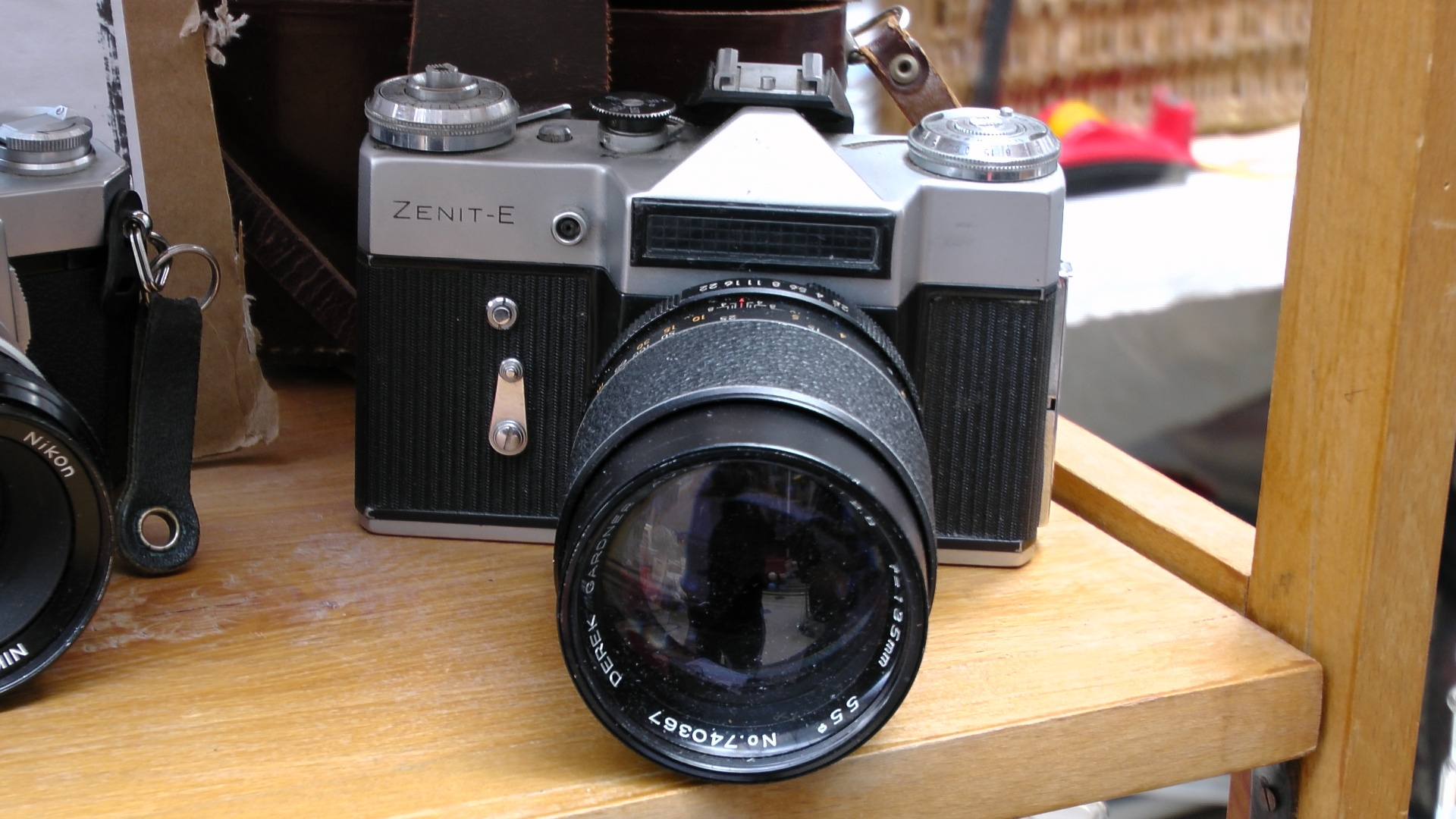 Camera,zenit,e,35mm,cameras - free photo from needpix com