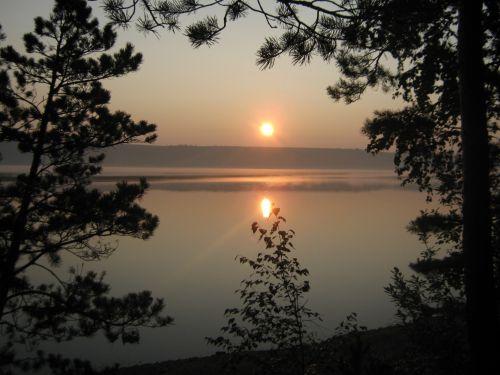 Dawn On The Angara