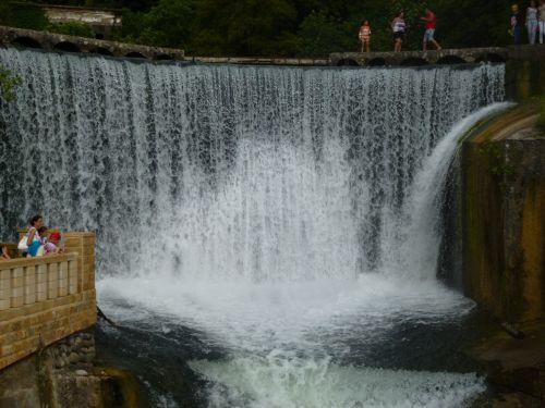 Waterfall On Psyrtsha