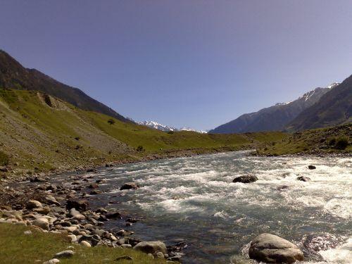 River Mountain Rever Vountaince