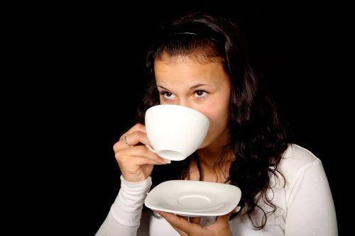 suaugęs, gražus, juoda, pusryčiai, kava, taurė, mielas, gerti, Moteris, mergaitė, karštas, žmonės, graži, arbata, šiltas, moteris, jaunas, katerina, bubnikova, moteris, gerianti kavą