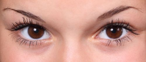 Closeup Eyes