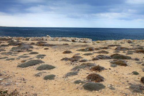 kranto, pakrantė, horizontas, kraštovaizdis, vandenynas, Rokas, smėlis, scena, vaizdingas, jūra, pajūryje, Krantas, dangus, akmuo, vanduo, pajūryje