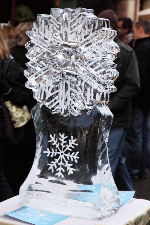 Ice Snowflake