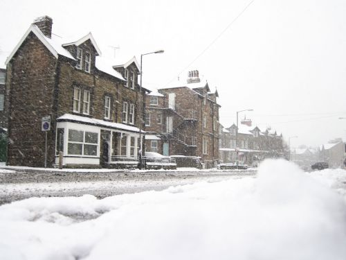 blizzard, miestas, šaltas, užšaldyti, šaltis, sunkus, ledas, kelias, sezonas, sniegas, sniegas, snieguotas, audra, gatvė, Miestas, matomumas, oras, balta, žiema, stiprus sniegas