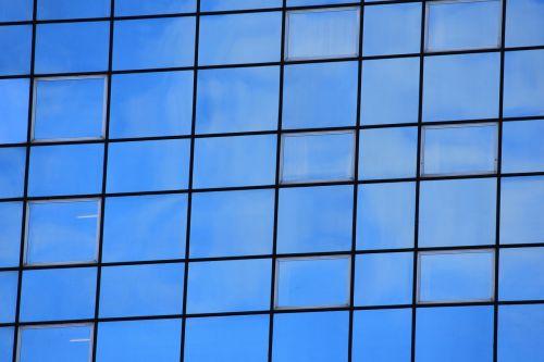 Office Windows Pattern