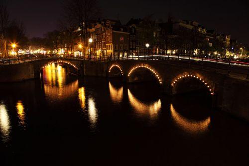 Bridges At Night