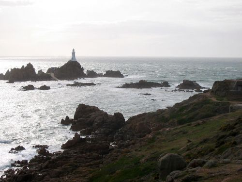 La Corbiere In High Tide