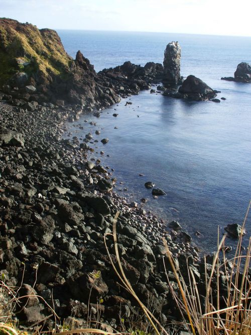 Jeju Seascape