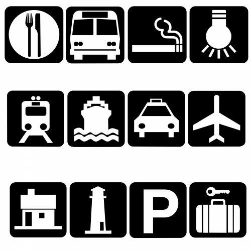 12 Symbols